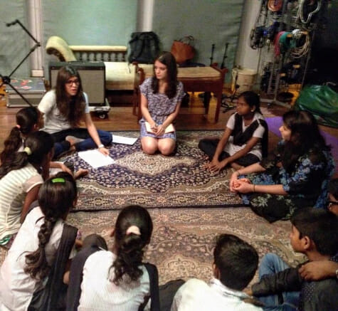 "OneBeat Alumni - Sanaya Ardeshir - ""Play It Forward"" initiative"