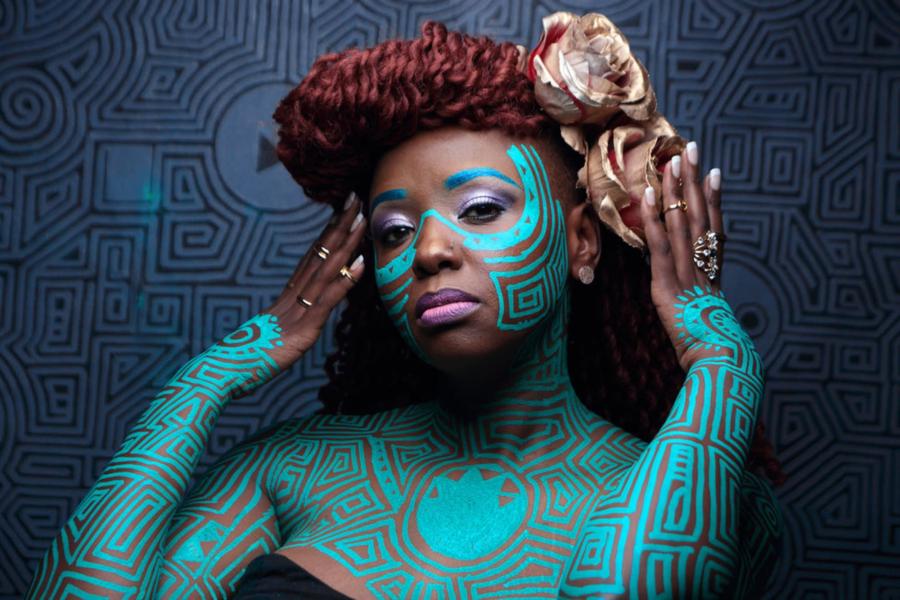 447e10de39d Muthoni Drummer Queen makes Interactive VR music video - OneBeat